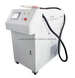Prezzo di fornitore tenuto in mano dell'apparecchio per saldare del laser del saldatore del laser della saldatrice del laser per metallo/il segno di pubblicità