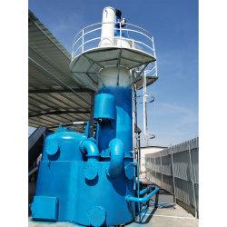 De Apparatuur van de Milieubescherming voor de Verbrandingsoven 2-10tpd van het Stevige Afval van het Huishouden