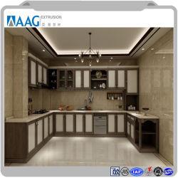 2020 Кабинет дизайн Алюминиевая кухонная мебель для небольших кухнях