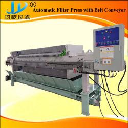 De Persen van de Filters van de Kamer van de binnenlandse Riolering met doek-Wassend het Dienblad van het Systeem en van de Druppel 1 - 2 Reeksen