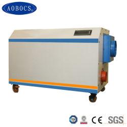 L'humidité dépose de la machine portable déshumidificateur industriel