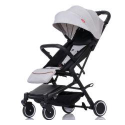Beweglicher Baby-Spaziergängerleichter faltbarer Pram-Arbeitsweg-Carry-on flacher Kinderwagen