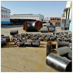 ASTM B16.9の炭素鋼A403のWp304L/316Lステンレス鋼90度の管付属品の肘