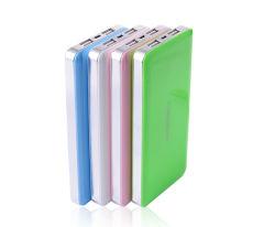 Batteria mobile di External del caricabatteria del USB della Banca doppia portatile di potere