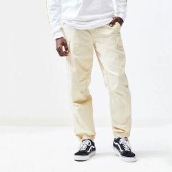 Arbeitskleidungs-kakifarbige sackartige Ladung-Hosen