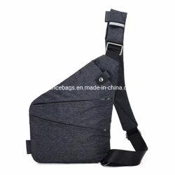 Corsa alla moda su ordinazione di svago all'aperto che cicla il sacchetto corrente della vita del sacchetto di spalla del sacchetto