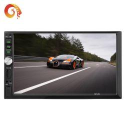 На заводе горячего питания продажи высококачественных 7012 всеобщей видео 7 дюйма в формате MP4, MP3, MP5 автомобильное радио и видео плеер автомобиля с сенсорным экраном