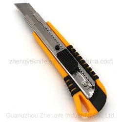 Couteau de 18mm Outils matériels de l'utilitaire de la faucheuse en plastique Couteau de poche