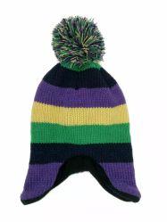 Kids' Invierno cálido tejido Trapper Hat gorro con forro polar Polar