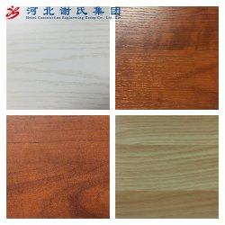 L'environnement de haute qualité de papier peint en PVC