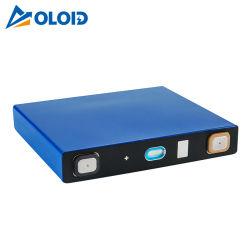 Eco-Friendly 3V CR123A Bateria de lítio de 1600 mAh 4 embalagens com o caso