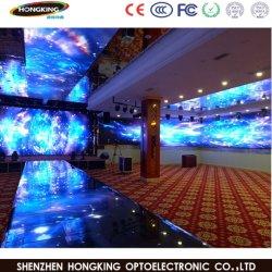 Prix de gros d'usine de Shenzhen P6 à l'intérieur du panneau de l'écran LED Couleur lampe SMD 3528