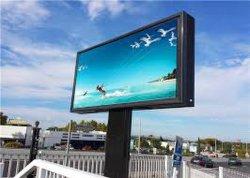 LED de exterior P8 de Billboard de la electrónica de la pantalla para publicidad