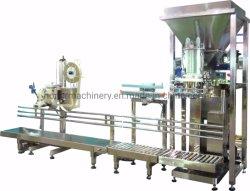 Percentil 10-50 kg de farinha de saco de alimentos em Pó Químico Amido Embalagem máquina de embalagem