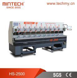 Automatischer vertikaler Acryldiamant-Poliermaschine u. Plastikrand-Poliermittel-Maschinerie