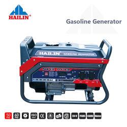 Бензин 90 электрический и ручной запуск Air-Cooled одного переменного тока и три фазы и портативные бензиновые генератор