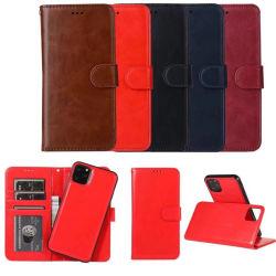 La cubierta del teléfono móvil, Cartera de cuero para iPhone de Apple iPhone 11, 11 de PRO y el iPhone 11 PRO MAX