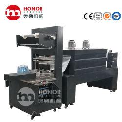 Semi-automatische verpakkingseenheid voor de productie van vloeibare vulflessen Lijn