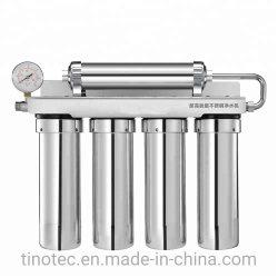 purificador de agua de filtración de acero inoxidable Ultra Filtro de agua de la escuela
