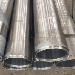 St52 E355 CK45 SAE 1045 АИСИ 1045 C45E жесткий Хромированный, Обработанные, повернуть и отточен сшитых углеродистая сталь трубы для конкретных программ или конкретные цилиндра насоса