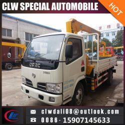 De Opgezette Kraan van Dongfeng JAC Vrachtwagen met het Vouwen of Rechte Wapens