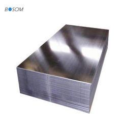 Feuille en acier inoxydable 304 8K de la surface du rétroviseur