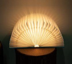 Подарочные/Cute ночной свет книга USB форму складные светодиодный светильник /складная Lumio лампа адресной книги