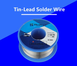 Sn55pb45 Припаяйте провода для электрических пайки сварочный аппарат