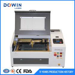 CO2 Laser-Gravierfräsmaschine-hölzerne Fertigkeit-Laser-Ausschnitt-Maschine für Plastikjeans
