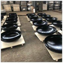 Moulage en acier au carbone forger le capuchon du raccord de tuyau