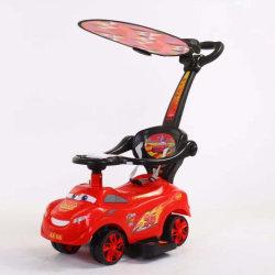 De bonne qualité sur la voiture bébé Baby Ride voiture Push