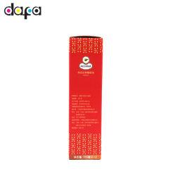 Usine de papier personnalisé de gros d'Olive Red cubique boîte DF856