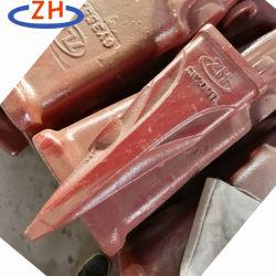 Excavadoras de la maquinaria de construcción piezas de repuesto SK200 SK200tl diente de la cuchara