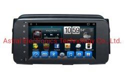 8 pouces de coups de pied Nissan Mars Android infoloisirs Autoradio Bluetooth système multimédia avec navigation GPS lien miroir de commande de direction
