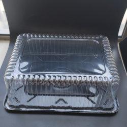 Haute qualité grand épaissie Blister en plastique transparent pour les gâteaux d'emballage alimentaire