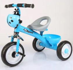 Fiets de Met drie wielen van de Kinderwagen van de Autoped van de Kinderen van de Baby van de Jonge geitjes van China met Ce
