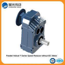 Cucire il motore innestato elicoidale di F della smussatura di modello di serie senza motore di IEC
