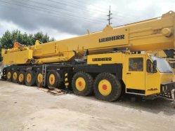 La marca Liebherr LTM1300 300 toneladas de Liebherr telescópico utiliza una grúa con buenas condiciones.