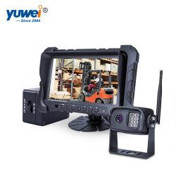 Drahtloser backup Kamera-bewegliches Systems-Installationssatz mit Magnet-Gegründetem Energien-Kasten und wasserdichter drahtloser hintere Ansicht-Kamera