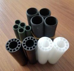 中国の工場56mm 75mm 79mm PP金銭登録機縮まる熱レシートペーパーロール巻上げのためのプラスチック蜜蜂の巣コア
