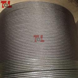 316 de Kabel van de Draad van het roestvrij staal