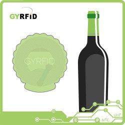 Etiquetas NFC para imprimir la etiqueta RFID para Winebottle (LAP-BT03)