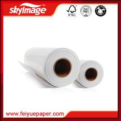 Levering voor doorverkoop van het Document van de Sublimatie van Skyimage 80GSM de Hoge Plakkerige voor Stoffen Spandex