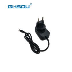 공장은 작은 기구 디지털 장비 무선 사진기 모니터를 위해 브라질 5V 힘 접합기 12W 충전기를 판매한다