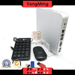 El juego de mesa de póquer de host de ordenador Mini Baccarat de Casino Juegos de mesa (YM-ME02)