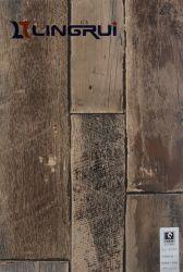 Tablier composite de la Chine usine Outdoor planche en bois moderne en bois de bambou en plastique PVC pour le pontage des revêtements de sol