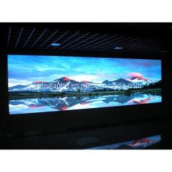 معدل تحديث عالي تثبيت داخلي مؤشر ضوئي LED إعلان حائط شاشات عرض لمبنى، متجر، مركز تحكم إعلان