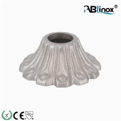 Лампа из нержавеющей стали тени литой детали OEM ODM 304 316 хорошее сопротивление