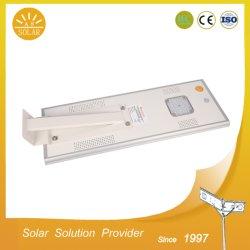 30W高い発電のオールインワン統合された太陽街灯/ランプ