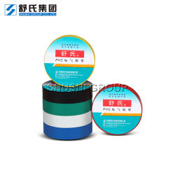 Rollo de PVC Adhesivo en cinta aislante
